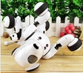 Boys Girls Gifts RC Walking Dog 2.4G Wireless Remote Control Smart Dog Electroni