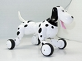 Kids Gift RC Walking Dog 2.4G Wireless Remote Control Smart Dog Electronic Pet E