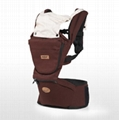 Infant Toddler Baby Carrier Belt Seat Sling Backpack Bag Gear With Hip Seat Wrap
