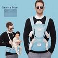 3 In 1 Infant Toddler Baby Carrier Belt Seat 4 Colors Sling Backpack Bag Gear