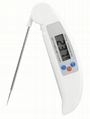Cooking BBQ Stick Digital Folding Probe Barbecue Thermometer Kitchen Electronic