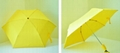 Creative Banana Umbrella Um-Banana Yellow Green Umbrella Novelty Portable Light