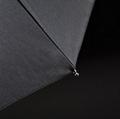 10 Spokes 3Fold Full Automatic Men Black Curved Handle Large 106cm Diameter Rain