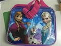 Elsa Kids Lunch Bag Cartoon Sofia Lunch Box for Girls School 2016 New Arrival Sn