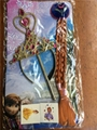 Frozen Crown Elsa Cosplay Crown Frozen Tiara  Crown + Wig +Magic Wand