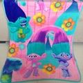 Trolls Poppy Branch Blanket Size 100*130cm Kids Fleece Blanket Kids Gifts 5