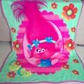 Trolls Poppy Branch Blanket Size 100*130cm Kids Fleece Blanket Kids Gifts 7