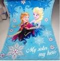 1.5x2M Princess Sofia Elsa Kitty Cars Spiderman Avengers Coral Fleece Blanket
