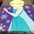 L Kids Cartoon Moana Superman Sofia Elsa Anna Spideman Avengers Bath Towels Baby