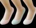 Reusable Gel Socks Kits Moisturizing Whitening Exfoliating Smooth Beauty Breatha