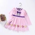Children's New Snow White Dress Alice Wonderland Mermaid Baby Girl Dress