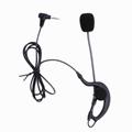 V6C Football Referee Headset BT Intercom Full Duplex 2Users 1200M Interphone