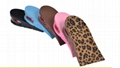 Height Increase Insole Adjustable 2-Layer 5CM Air Cushion Invisible Pads Insoles 4