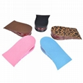 Height Increase Insole Adjustable 2-Layer 5CM Air Cushion Invisible Pads Insoles 12