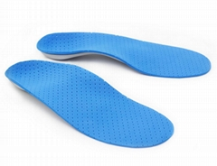 Adults Sneakers Insoles Women's Sport Shoes Insole Men Footwear Inserts Pad Athl