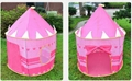 Castle Play Tent Portable Foldable Tipi Prince Folding Tent Toy Outdoor Tent