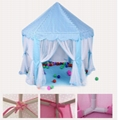 Play Tent Portable Foldable Princess Folding Tent Children Castle Play House Kid