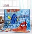Elsa Anna Olaf Spiderman Blanket Size 100*130cm Kids Fleece Blanket Kids Gifts 2