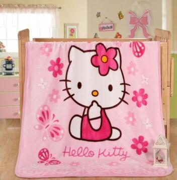 Elsa Anna Olaf Spiderman Blanket Size 100*130cm Kids Fleece Blanket Kids Gifts 9