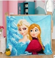 Elsa Anna Olaf Spiderman Blanket Size 100*130cm Kids Fleece Blanket Kids Gifts 15