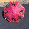 Children umbrella cartoon paw Moana Elsa Kids long handle sunny and rainy