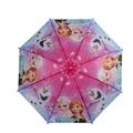 Children Umbrella For Boys&Girls Beautiful Cartoon Umbrella For Kid Frozen Print