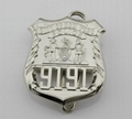 NYPD Badges DEA D.R.U.G Police Badges For Collection Replica US Police Badges