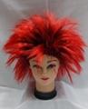 Super Dragon Sun Wukong Hedgehog Head Cosplay Anime Fans Wig Party Halloween Wig