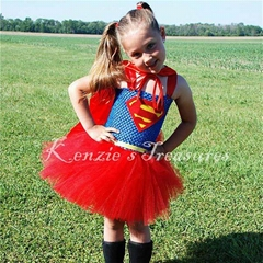 Batman Kids Girls Tutu D