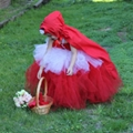 Wild Queen Children Girl Tutu Dress Halloween Girls Dresses Cosplay Costume