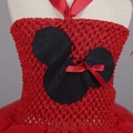 Minnie Mickey kids Ballet dress princess party costume infant clothing dot baby