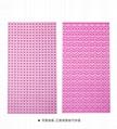 Double Side 16X32 Dots 10 Colors DIY Enlighten Base Floor Plastic Baseplate Birc