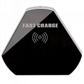 Fast Wireless Charge Universal Phone Power Bank Easy Use Wireless Charging