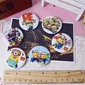 Cartoon Pin Broocher For Kids Peppa Moana Pokemon PJMask Paw Minion Elsa Emoji