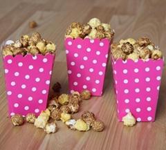 Popcorn Food Multi-color