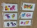 OEM Making 5x5cm Cartoon Tattoo Octonauts PJ Mask Unicorn Spiderman Moana Legoes