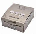 OCB Smoking Rolling Papers 110*44mm Black Brown Silver 50booklets