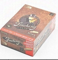 Smoking Rolling Papers with Filteres 110*44cm Black Brown 24booklets