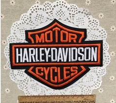 MC Motor Cycle Patches Harley Davidson Jacket Patch