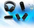 Infrared (IR) Wireless Headphone (For PC
