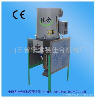 JH-B干式大蒜脫皮機獲得CE認証 2