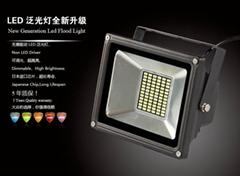 可調光LED氾光燈-FS50W