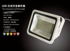 可調光LED氾光燈-HNS-FS200W