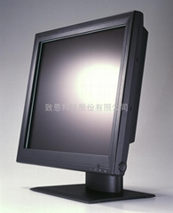 17touch screen monitor
