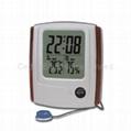 數字溫度濕度計時器