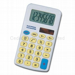 Pocket Calculator with L