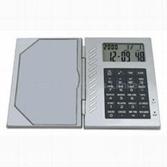 Cardcase Calendar Calcul