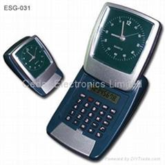 Gift Alarm Clock with Calculator