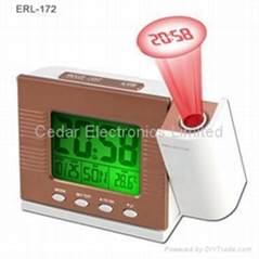 电子万年历投影钟 (热门产品 - 1*)