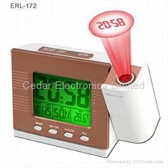 電子萬年曆投影鐘 (熱門產品 - 1*)
